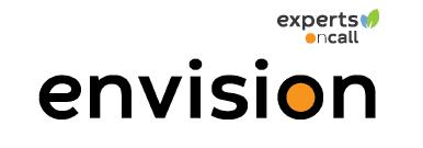 Envision logo.