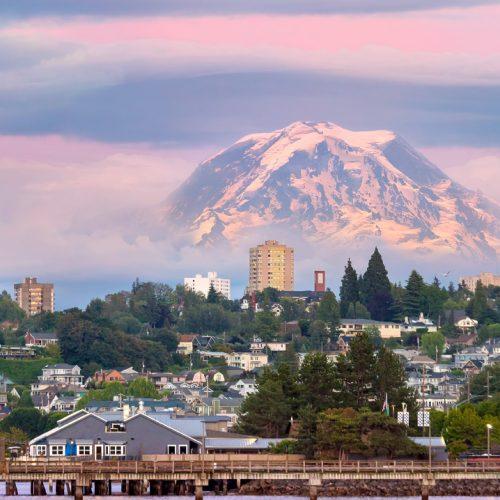 Tacoma Washington - VillagePlan.